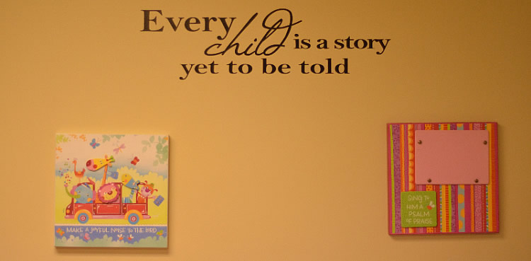Every Child is a Story